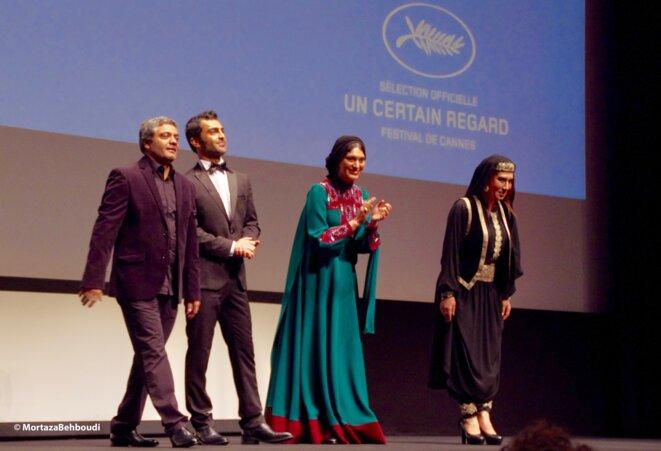 La projection avant première / Festival de Cannes 2017 © Mortaza Behboudi