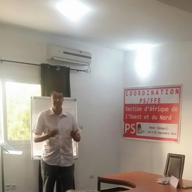 m'jid El guerrab le 24 septembre à Dakar - primaire PS