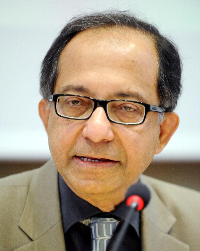 Kaushik Basu est l'ancien économiste en chef de la Banque mondiale