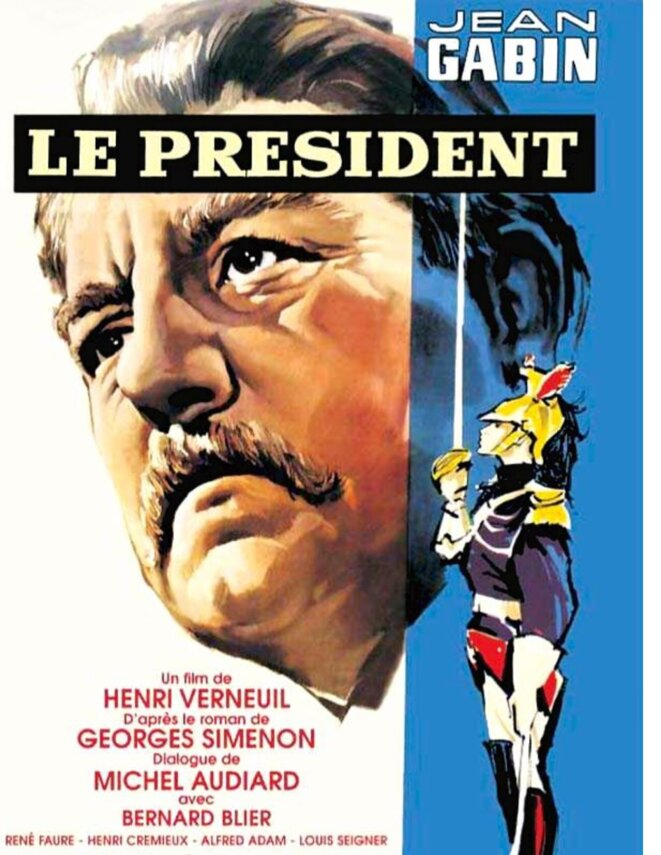 Votre dernier film visionné - Page 20 Presidentaffiche