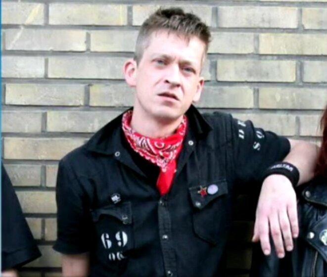 Le guitariste Hervé Rybarczyk du groupe des Ashtones avait disparu après un concert le 11 novembre 2011. © DR