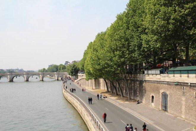 Quais de Seine © Julie Merlo