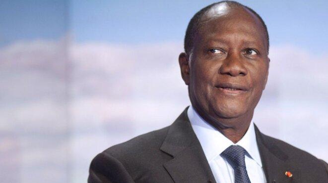 Alassane Ouattara © Reuters