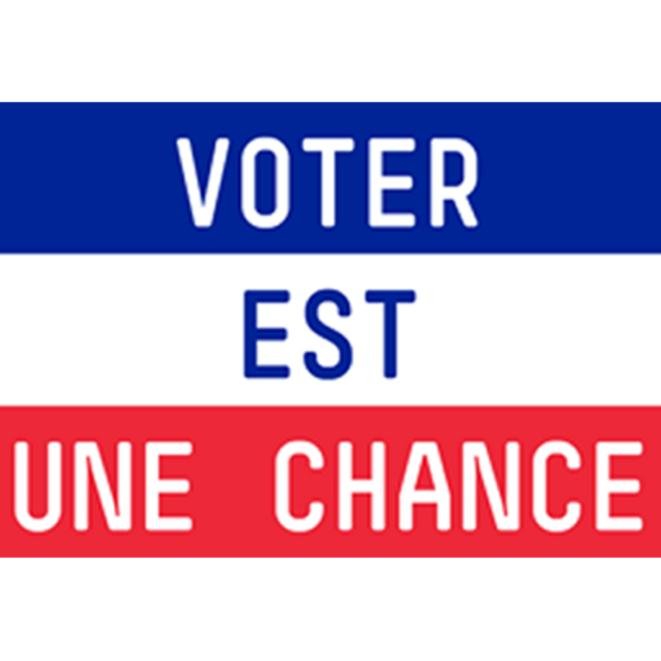 Egalité Nationale partenaire de Sos Racisme © voter est une chance