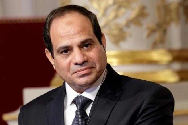Abdel Fattah al-Sissi © Reuters