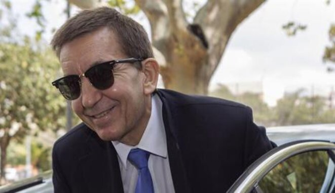 El exfiscal jefe Anticorrupción, Manuel Moix. © infoLibre