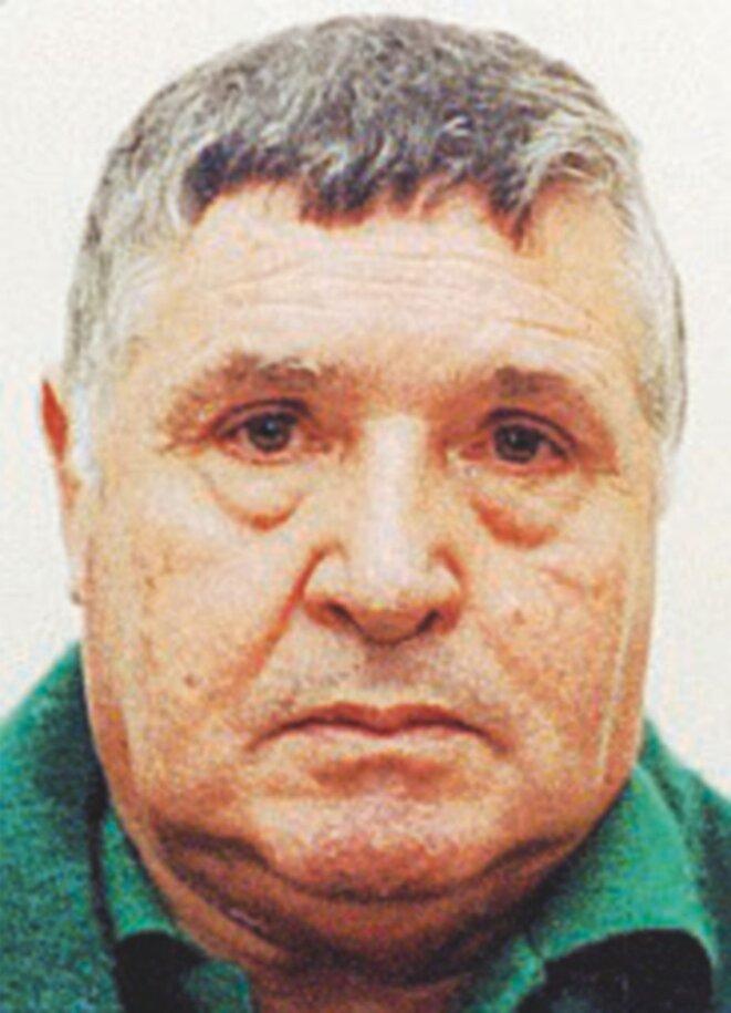 Salvatore Riina (Toto Riina), un des chefs les plus influents de la mafia, actuellement détenu dans la prison de Marino del Tronto, à Ascoli Piceno - FQ
