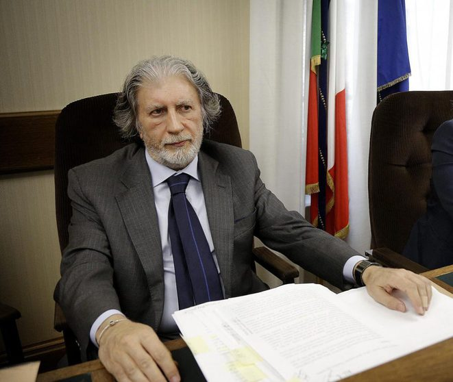 Le Procureur général de Palerme Roberto Scarpinato / Il Fatto Quotidiano