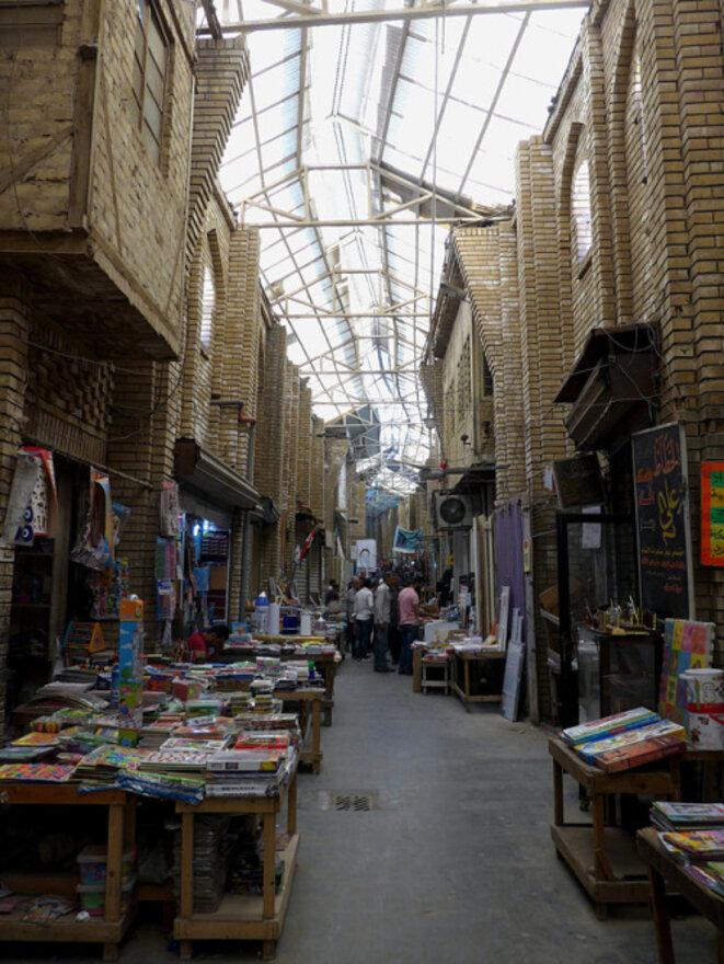 Bagdad la rue des bouquinistes © Frode