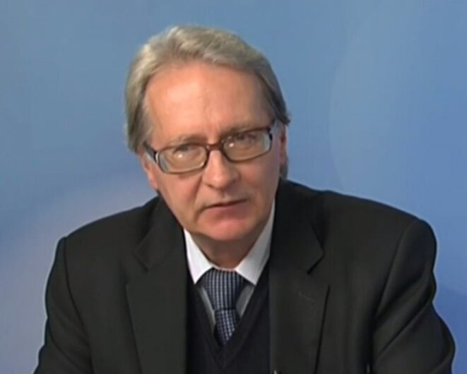 Mikhail Pashkov. co-directeur du Centre Razumkov d'études politiques et relations internationales © DR.