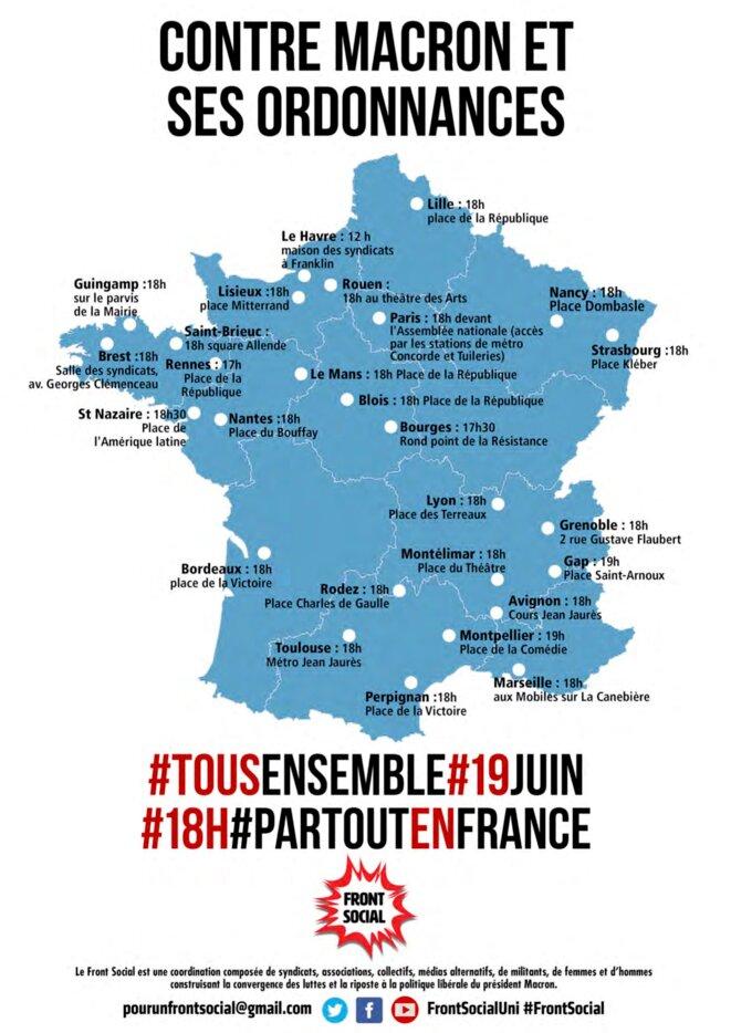 2017-06-18-frontsocial-carte-de-france-des-mobilisations2