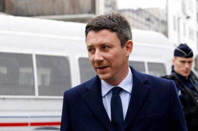 Benjamin Griveaux, porte-parole d'Emmanuel Macron pendant la campagne, nouveau député de Paris © Reuters