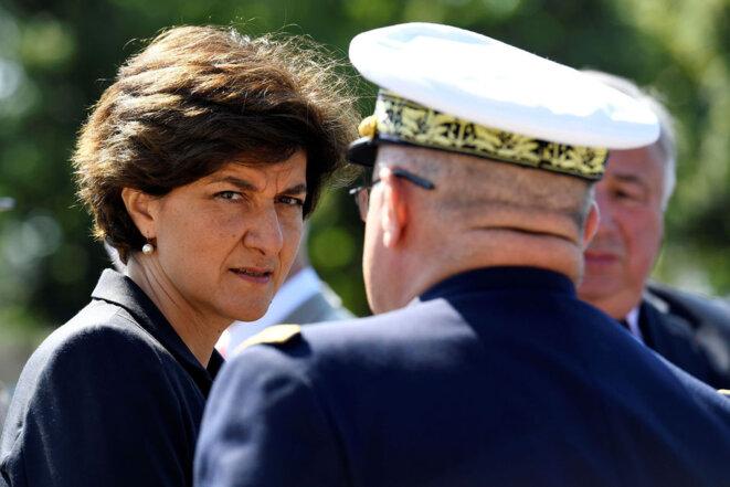 Sylvie Goulard. © Reuters
