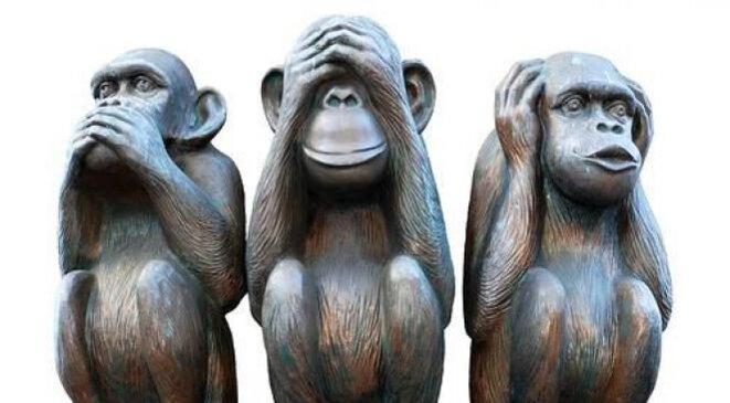trois-singe
