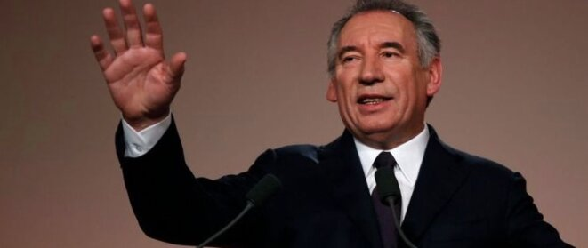 François Bayrou. © Reuters