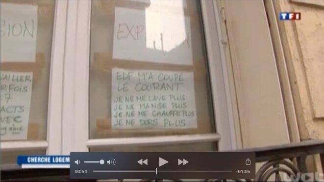 TF1 20h00 24 mai 2012