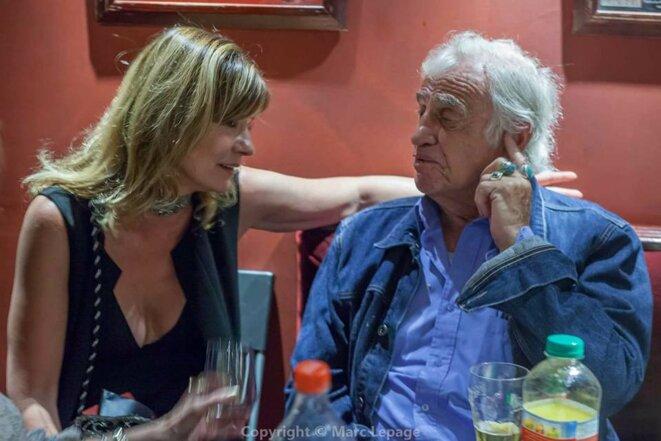 Candice Berner , Jean Paul Belmondo