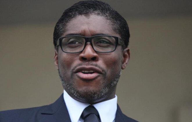 Teodorin Obiang. © Reuters