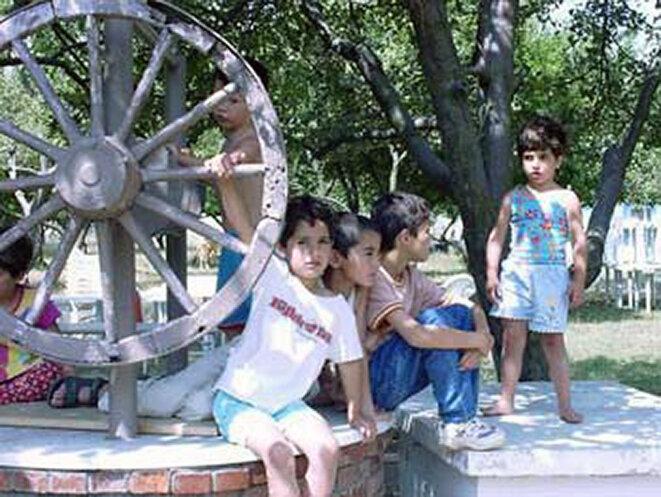 Enfants de la Fondation Nesin