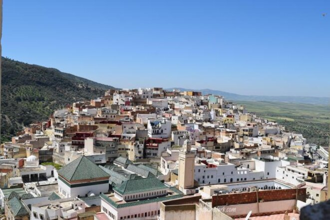 Moulay Idriss © Map & Fork