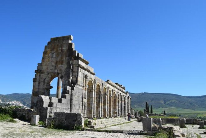 Volubilis © Map & Fork