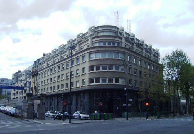 Le commissariat du XIIe arrondissement. © DR