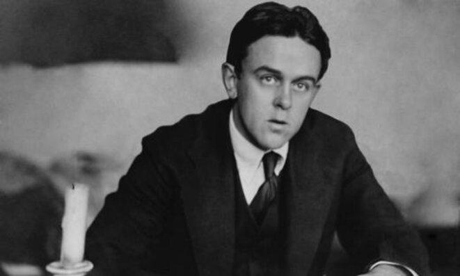 John Reed, lors de ses débuts dans le journalisme
