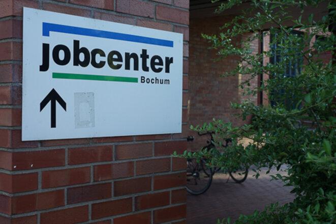 Le Jobcenter de Bochum © AP