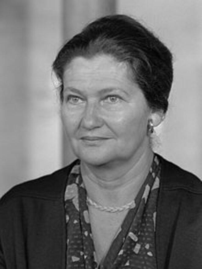 Simone Veil 1984