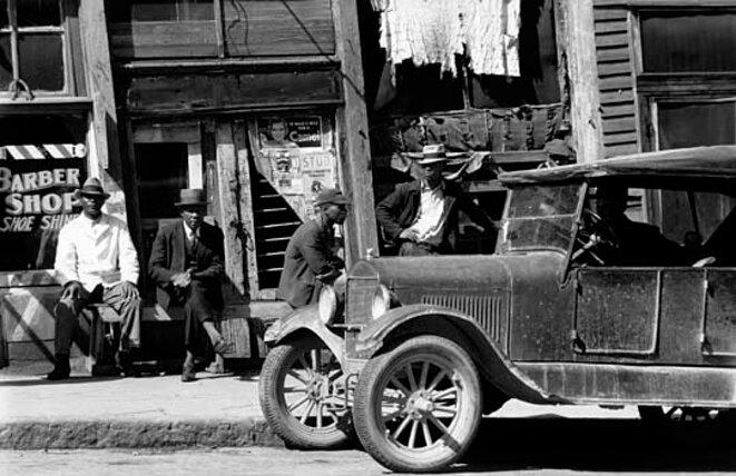 Vicksburg - Mississipi - mars 1936 © Walker Evans