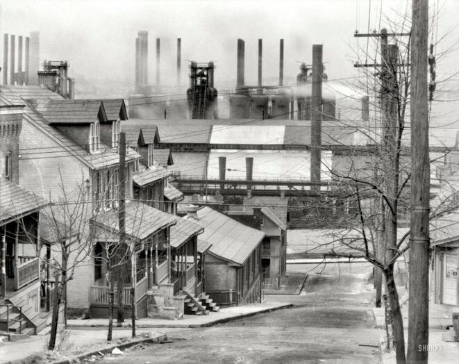 Bethlehem - Pennsylvania - novembre 1935 © Walker Evans