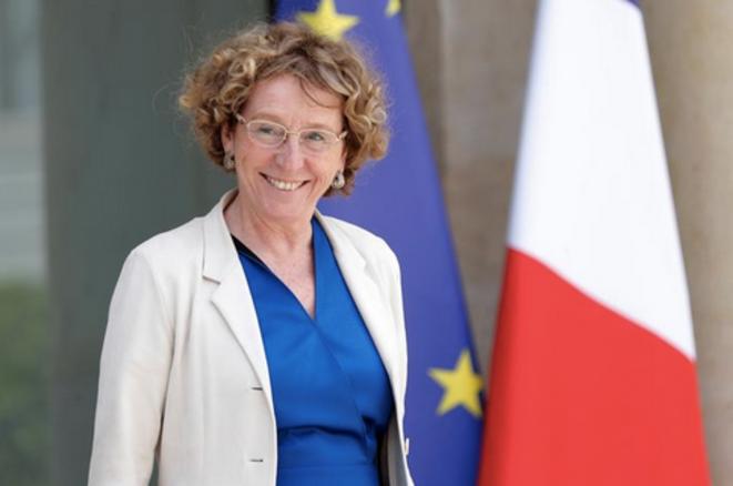 Muriel Pénicaud à l'Élysée, le 28 juin 2017 © Reuters