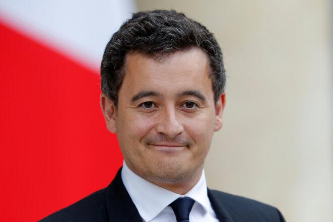 Gérald Darmanin, ministre de l'action et des comptes publics. © Reuters