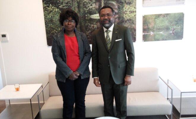 avec-le-nouvel-Ambassadeur-du-Gabon-en-France-Son-Excellence-M.-Flavien-Enongoué