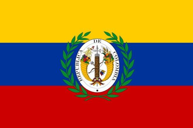 Drapeau de la Grande Colombie de 1821 à 1831