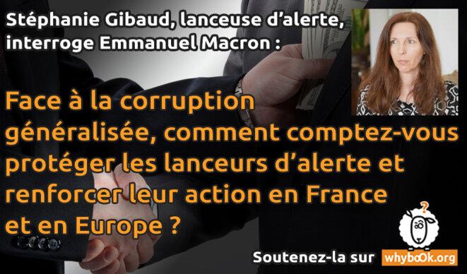 M. Macron, comptez-vous protéger les lanceurs d'alerte et comment ...