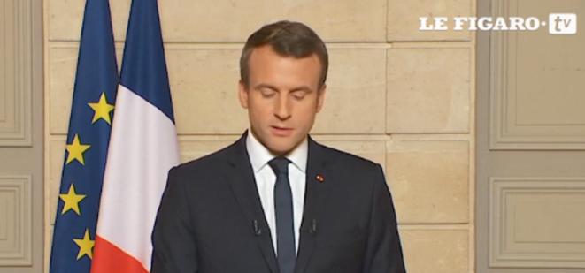 L Anglais De Macron Le Club De Mediapart