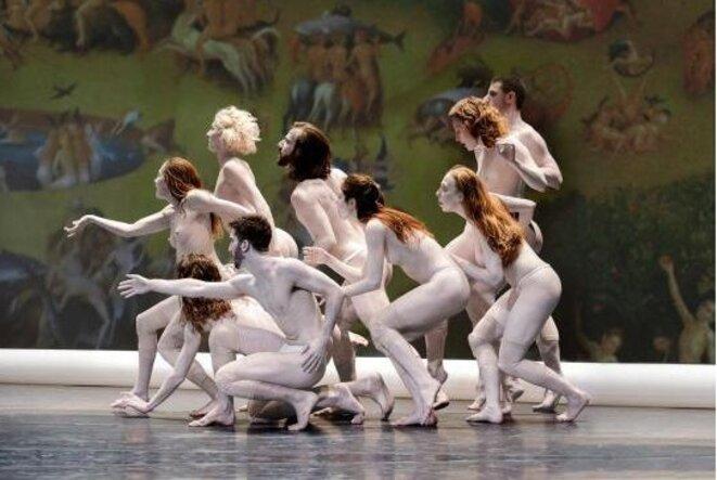 Photo Sylvie-Ann Paré pour Danse Danse