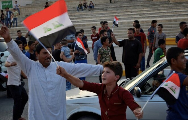 En Mosul, el 9 de julio de 2017. © Reuters