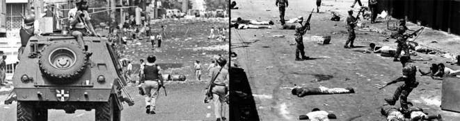 Images d'archive du 27 février 1989