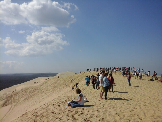 Dune du Pyla, 2017 © plqualityeditions