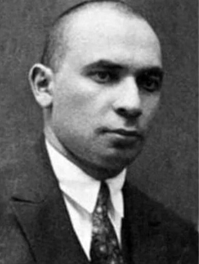 Yakov Blumkine (1898-1929) © (dr)
