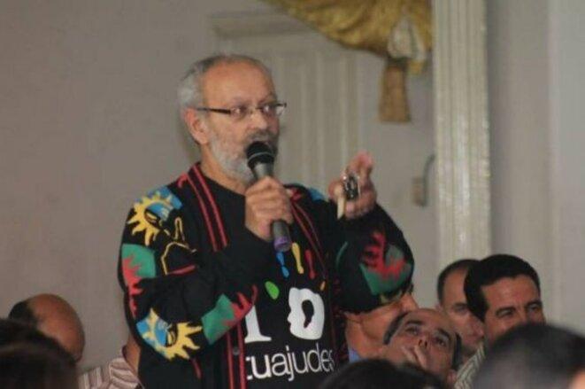 Ali Idrissi-Kaitouni , le poète est part