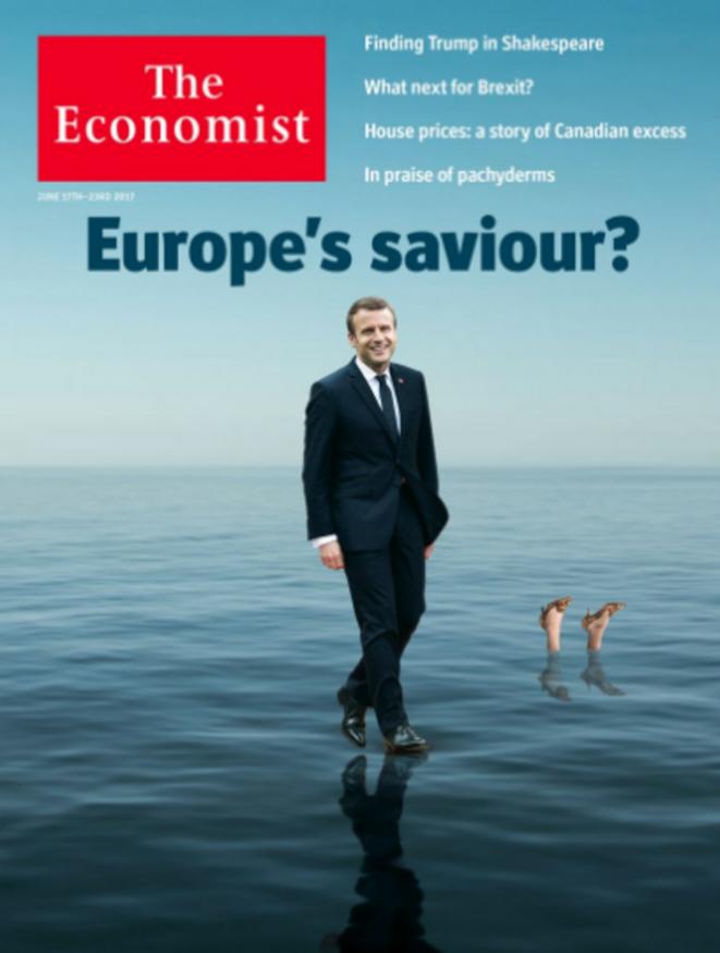 Le nouveau messie, Jupiter, sauveur de l'Europe et de la planète