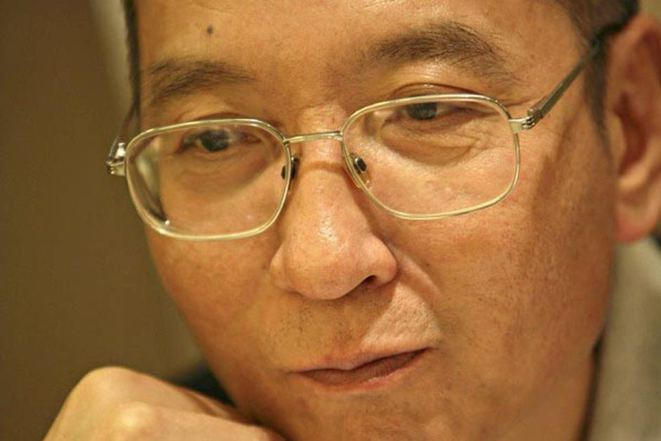 Liu Xiaobo. © Reuters