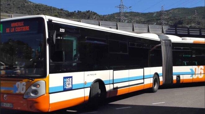 La société ST2N a géré le service des transports collectifs de la métropole Nice-Côte d'Azur jusqu'au 31 août 2013 © DR