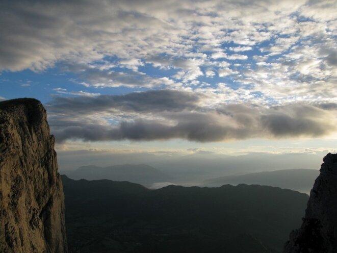 Trail matinal © AC