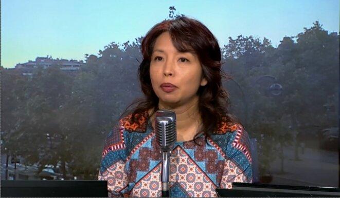 Tamara Lui, présidente de l'association Chinois de France-Français de Chine © DR