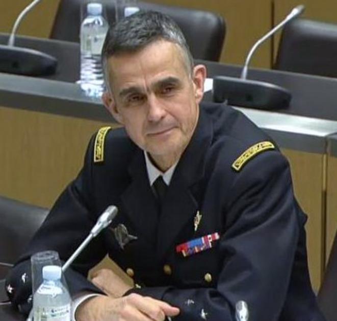 Général de corps d'armée Bertrand SOUBELET © LectriceDuSoir