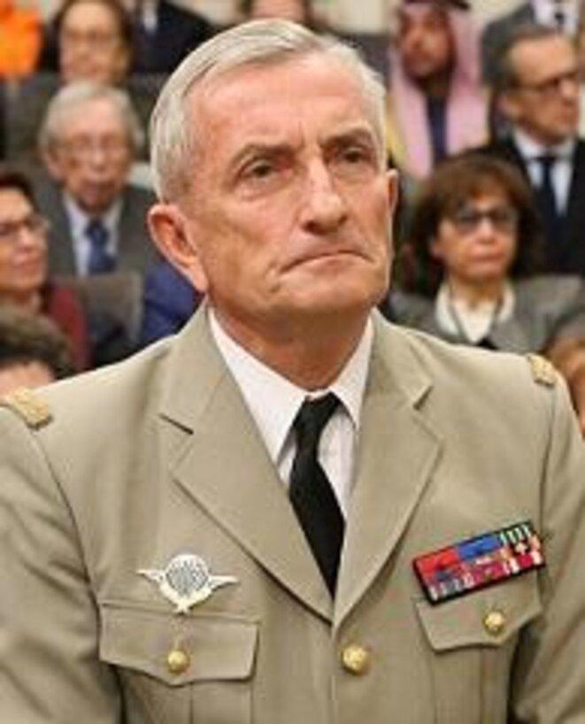Général (2S) Vincent DESPORTES